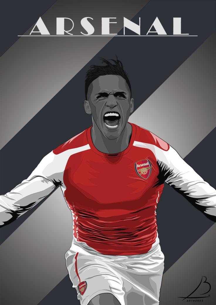 Alexis Sánchez - Arsenal FC
