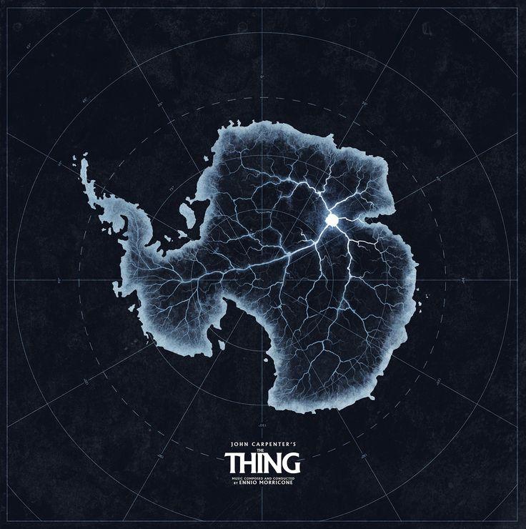 ennio morricone the thing vinyl lp