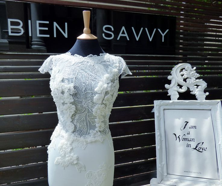 BIEN SAVVY premieres the 2017 wedding dresses at the Harrogate Bridal Show, this September in UK. For more, visit: goo.gl/PKRl0M