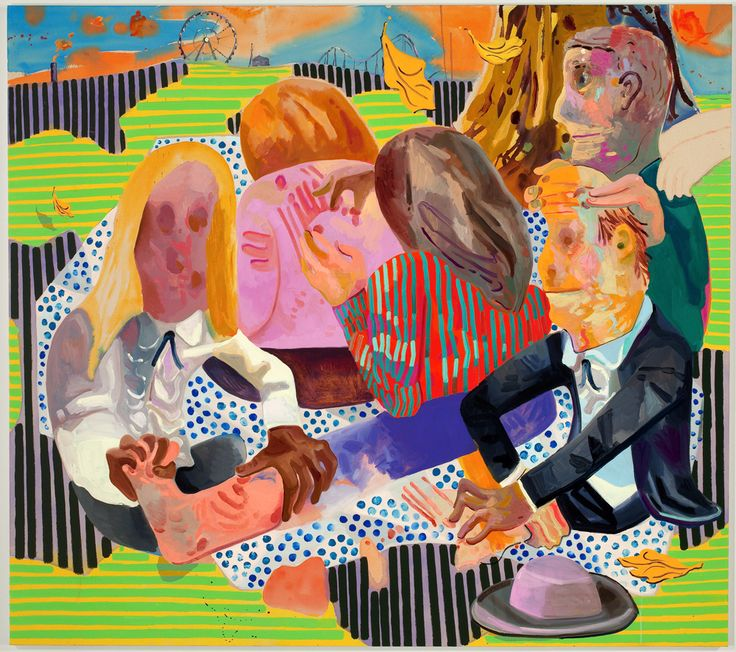 Dana Schutz: Missing Pictures | Zach Feuer