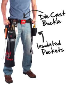 Pit Boss BBQ Tool Belt - A Great Grill Gift for Him_4