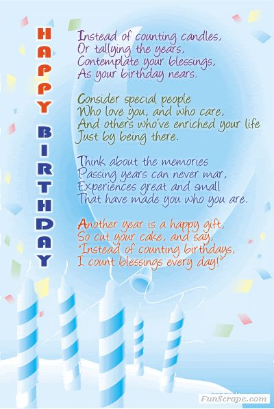 birthday prayers and blessings | Happy Birthday Comments, Graphics and Greetings Codes for Orkut ...