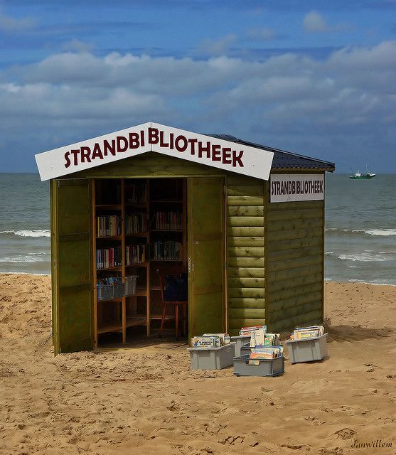 beach library