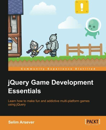 I'm selling jQuery Game Development Essentials by Selim Arsever - $10.00 #onselz