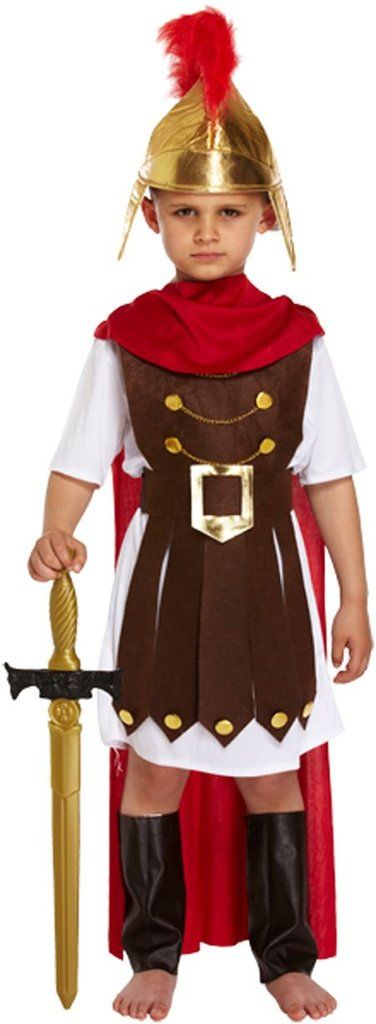 Children's Roman General Fancy Dress Costume – Modo Creations