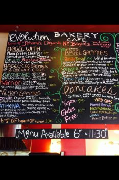 Evolution Bakery Cafe - Kona Vegetarian Restaurants Find More Veggie Restaurants Here: www.hawaiiecoliving.com/Veg-Restaurants