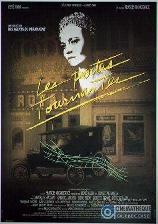 LES PORTES TOURNANTES [FILM] (France/Canada : Québec, Francis Mankiewicz, 1988)