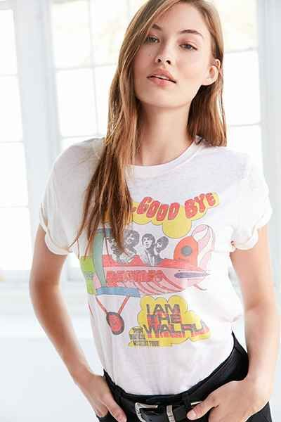 Bravado The Beatles Hello, Goodbye Tee - Urban Outfitters