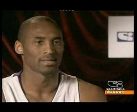 ▶ Intervista Kobe Bryant in italiano su Sportitalia 1^PARTE - YouTube