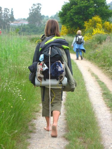 Training for the Camino
