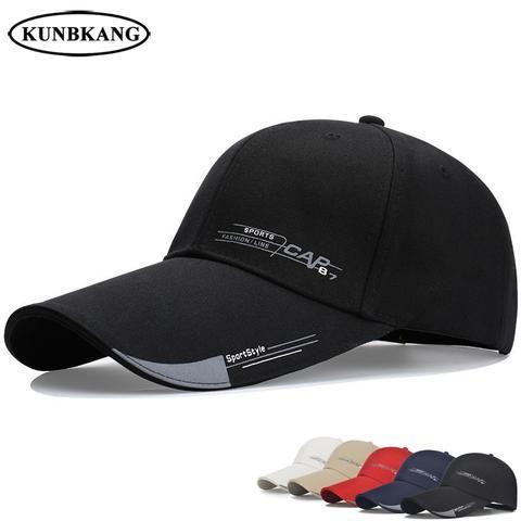 2c9269f32f89c3 2018 New Summer Sports Baseball Cap Men Casual Golf Snapback Hat Casquette  Women Outdoor High Quality Visor Cap Sun Dad Hat Bone