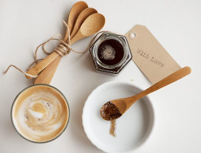 vaniljesirup – ca 1 dl. færdig sirup