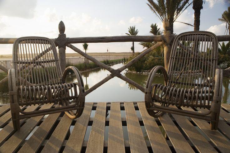 Brown Contemporary-Mediterranean Patio