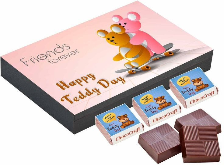 Best gift for Teddy day | Send Chocolates online