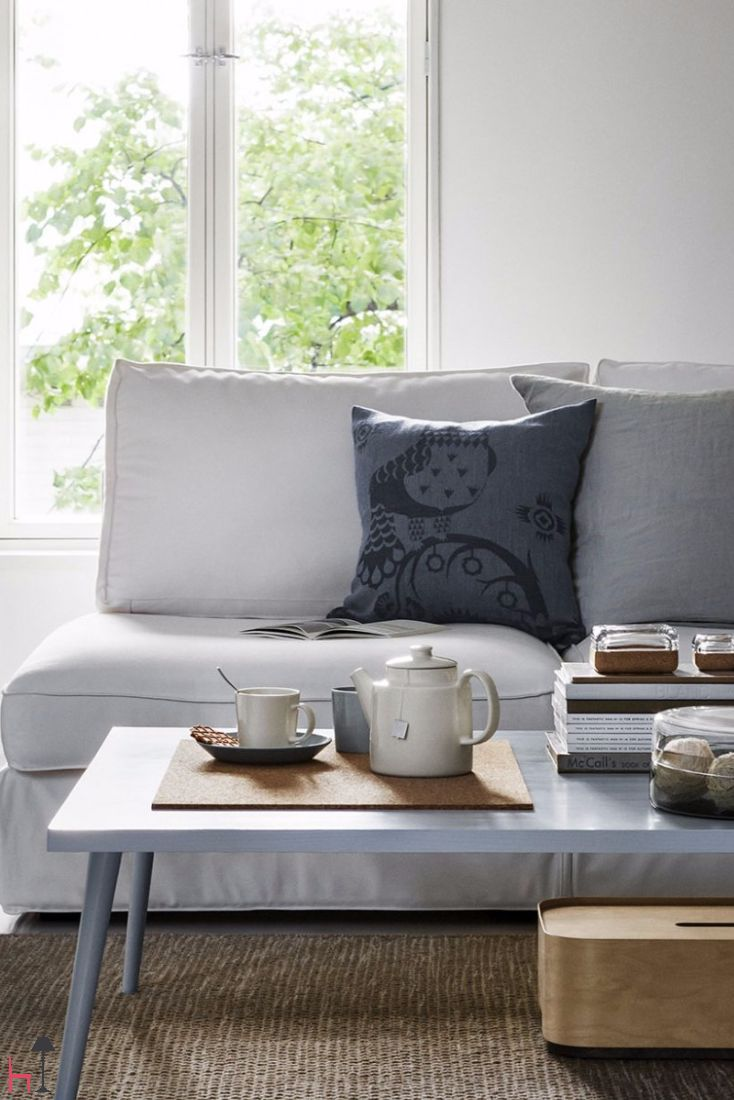 Taika is a cushion cover designed by Klaus Haapaniemi for Iittala.
