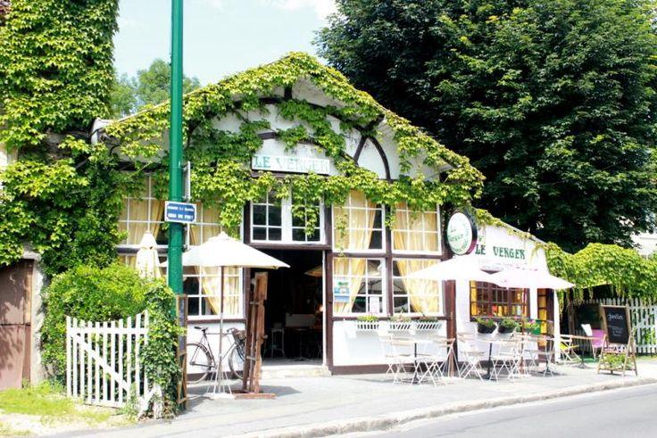 Le Verger, ancienne guinguette, Nogent-sur-Marne