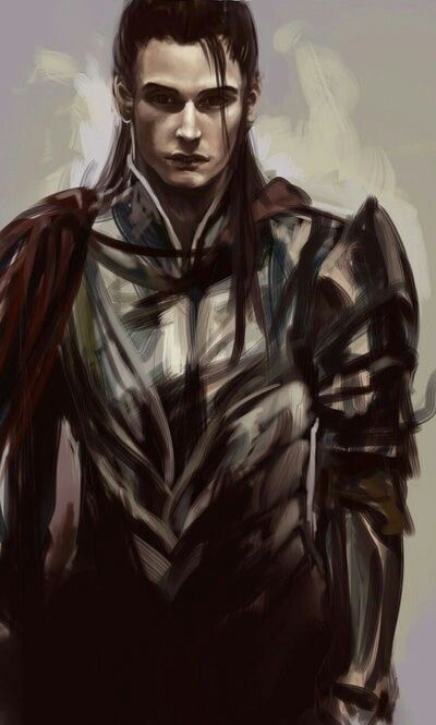 Maeglin.  Maeglin took Idril and her son and threatened to murder the child by throwing him over the edge of the city walls. However Tuor fought with him and after a vicious battle defeated Maeglin and thrust him over the edge to his death.
