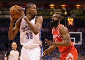 Houston Rockets @ OKC Thunder Game 2 http://3pts.org/houston-rockets-oklahoma-city-thunder-game-2-round-1/