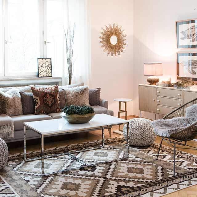 ethno style wohnen wohn design. Black Bedroom Furniture Sets. Home Design Ideas