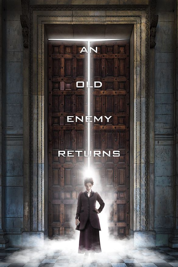 DOCTOR WHO SERIES 8 Missy RETURNS by Umbridge1986.deviantart.com on @DeviantArt