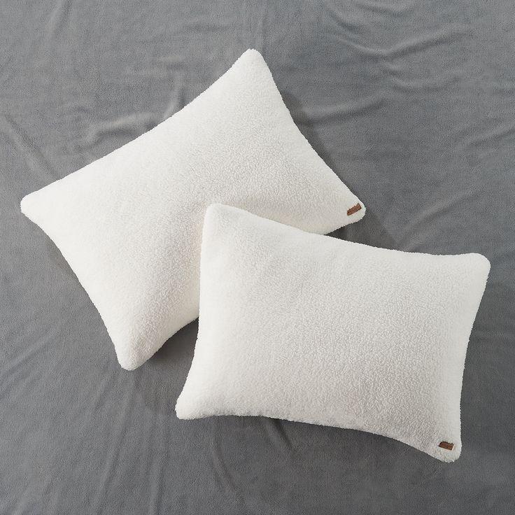 Koolaburra by ugg amarah sherpa standard pillow pillows