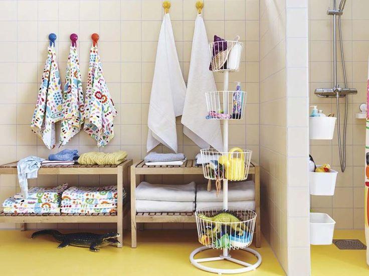 #Baños #pequeños: ¡todo en orden!