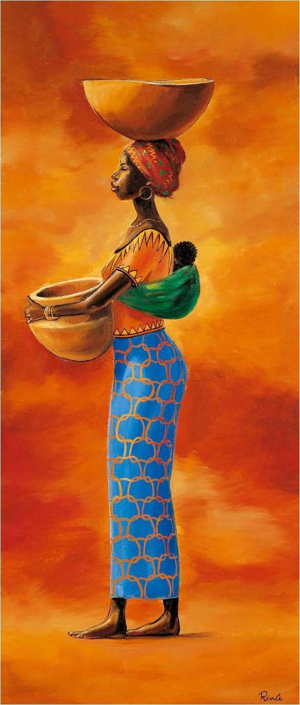 AMARNA IMAGENS: IMAGENS AFRICANAS PARA DECOUPAGE E ARTESANATO                                                                                                                                                      Mais