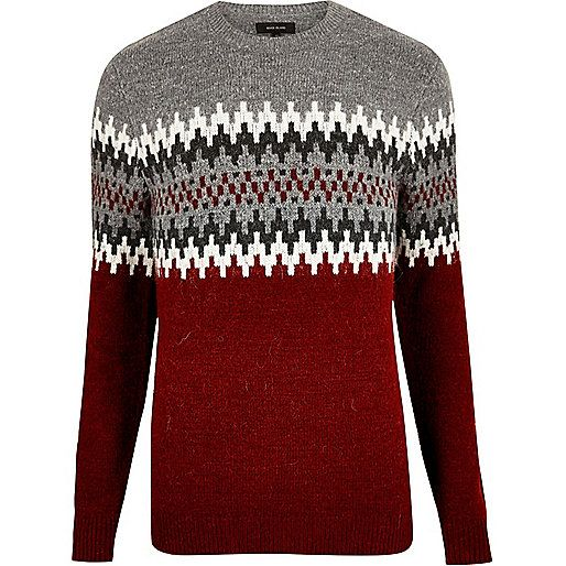 55 best boys-sweater Fairisle images on Pinterest | Christmas ...