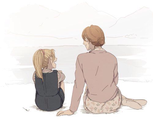 Laura and Mary from silent hill 2