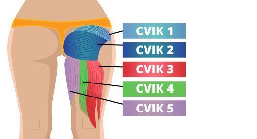 Tréninkový plán s 5 cviky na všechny svaly Vašeho zadečku
