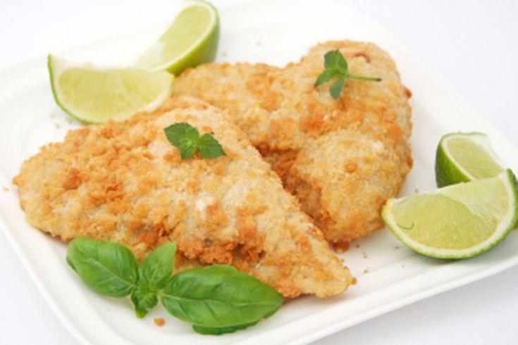 Buttermilk pecan fish filets6 8 6 oz tilapia fish filets for Substitute for fish food