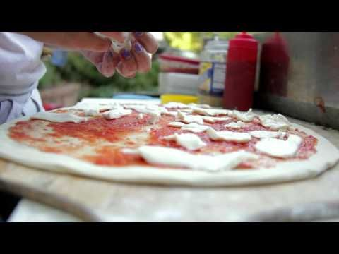 S and Js Woodfired Pizza Catering Video