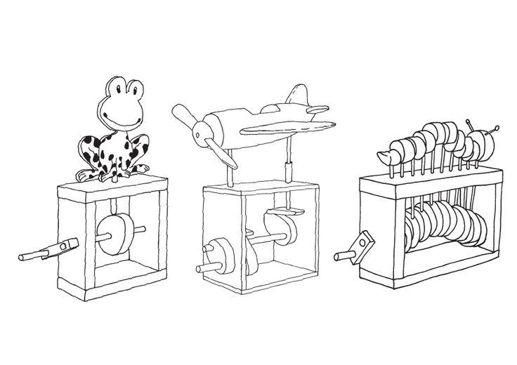 How to design and make automata
