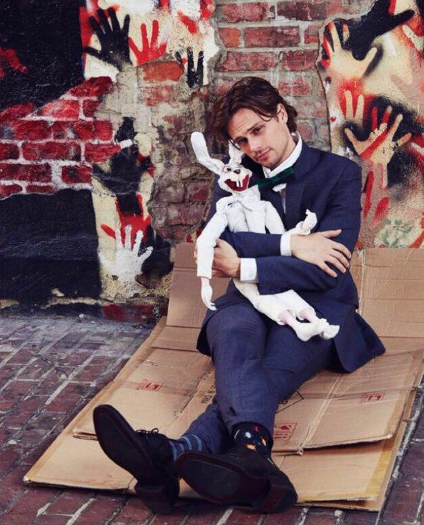 363 Best Images About Matthew Gray Gubler On Pinterest