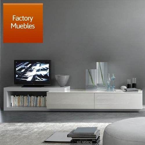26 best Mesa para tv images on Pinterest | Home ideas, Entertainment ...