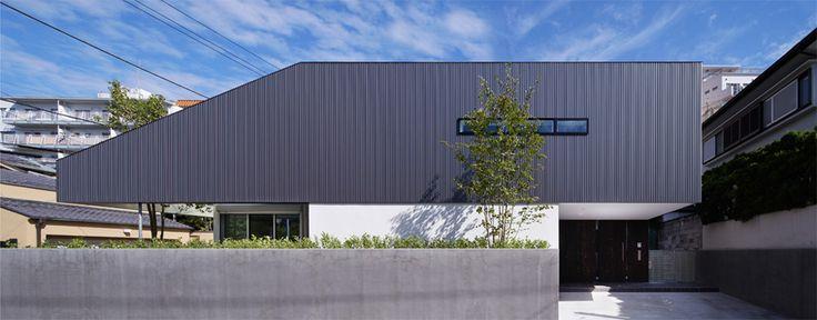 TY House - Ý tưởng thiết kế nhà 2 tầng có cây mọc xuyên qua