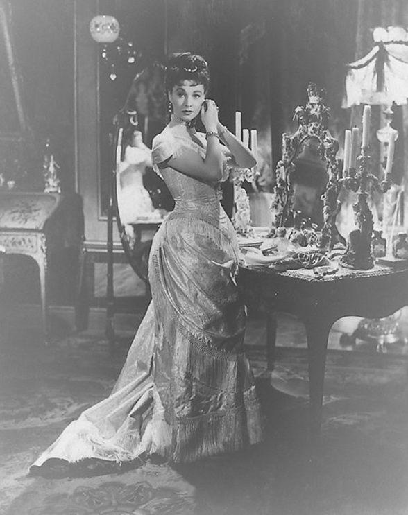 As Anna Karenina-viven leigh