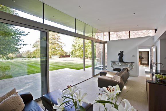 Trombé :: Contemporary Modern Conservatories and Conservatory Design London :: Case Studies - Case 06