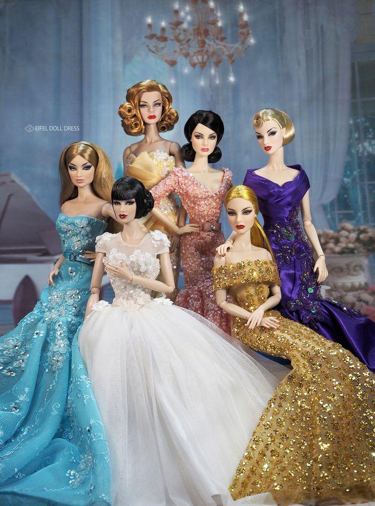 https://flic.kr/p/Eoxv3e | New Dress for sell EFDD | dresses for Fashion Royalty…