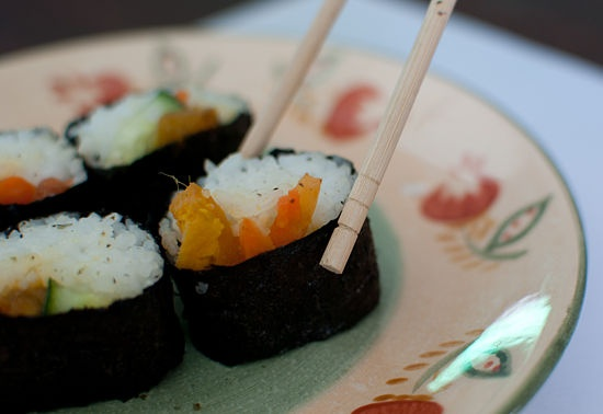 How to Practice Sushi Etiquette: 16 steps (with pictures)