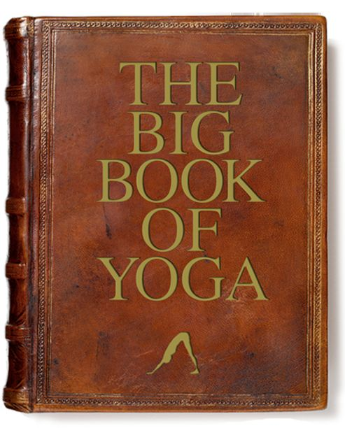 Interactive book of yoga.