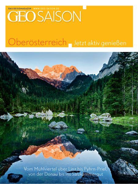 Ab heute ist das #GEO Saison #Oberösterreich in der aktuellen Ausgabe des GEO Saison Magazins beigelegt. Darin erfahren Sie unter anderem mehr über die lange #Biertradition im #Mühlviertel und die vielfältigen Gesundheits- und #Wellnesshotels in unserem Bundesland. Bestellen Sie sich Ihr Exemplar kostenlos unter www.muehlviertel.at