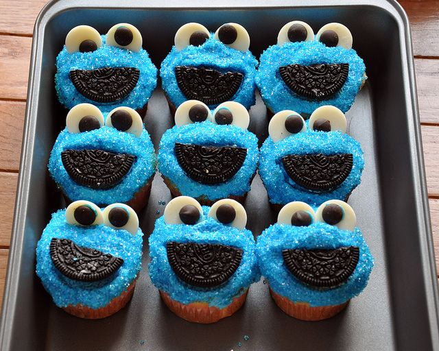 I have a Sesame Street birthday party coming up!  These would be perfect and I think I can tweak them to make Elmo and Oscar too!