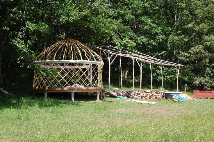 67 best gazebo and trampoline images on pinterest for Gartengestaltung trampolin