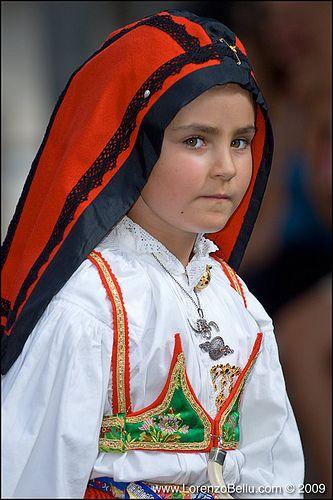 Sardegna Costume di Gavoi
