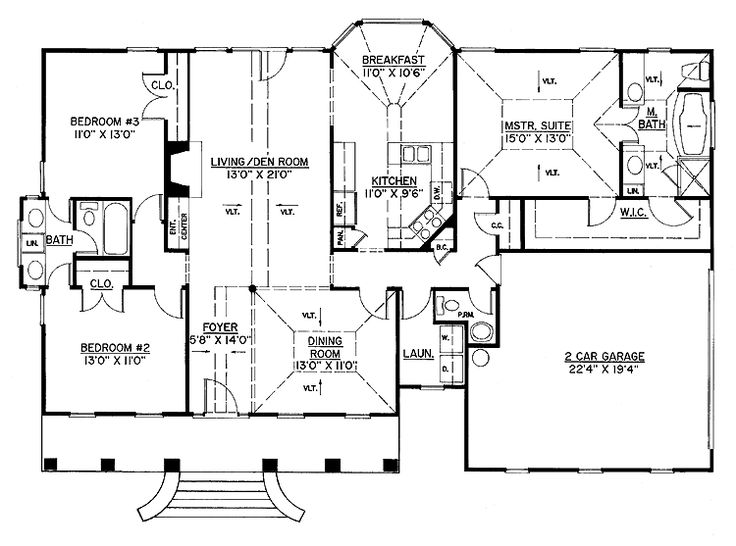 108 best images about pleasant house plans on pinterest for One story greek revival house plans