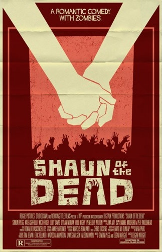 Shaun of the Dead (2004).    By: Mark Welser