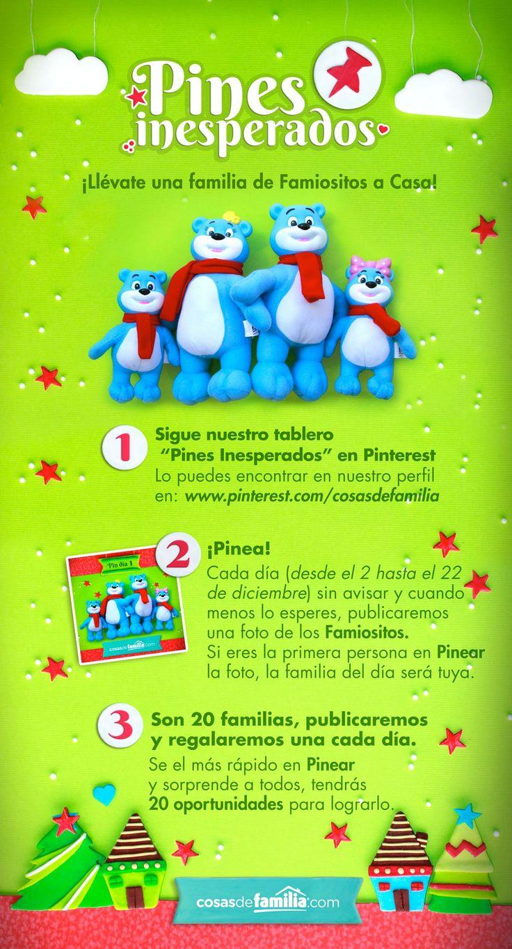 Conoce los términos y condiciones de esta actividad en: http://www.cosasdefamilia.com.co/terminosycondiciones/navidad/Index.html