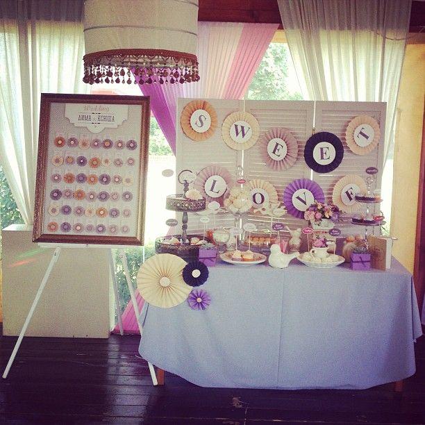 Оформление свадьбы http://www.lacybird.ru/ #wedding #decor