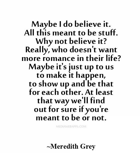 I Love You Quotes: 153 Best Grey's Anatomy Quotes Images On Pinterest